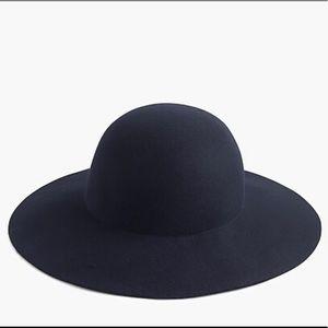 J. Crew Floppy Felt Hat